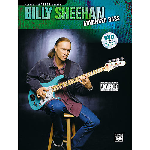Alfred Billy Sheehan: Advanced Bass Book