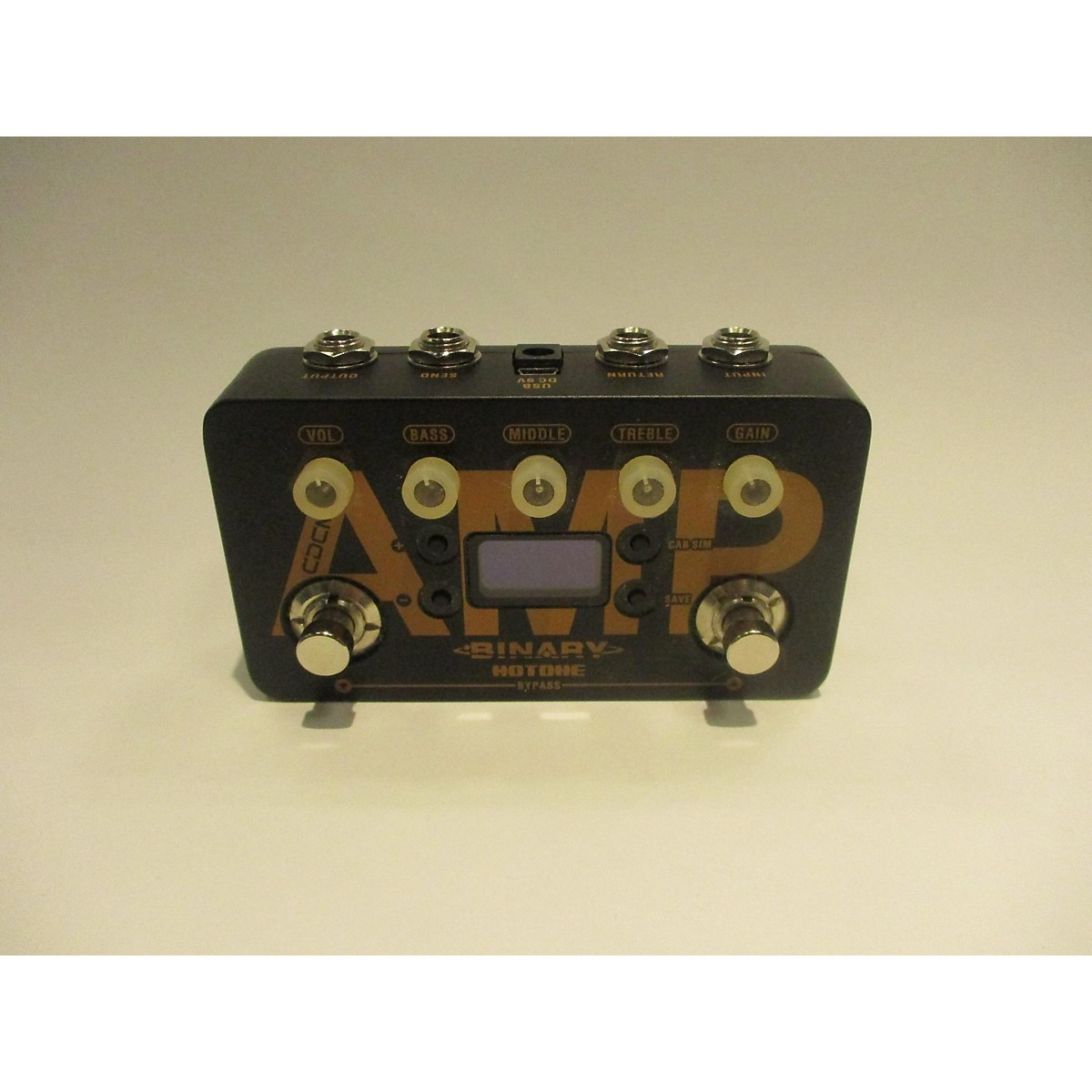 Hotone Effects Binary Amp Effect Pedal