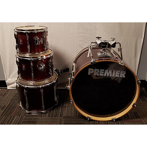 Premier Birch 4 Piece Drum Kit