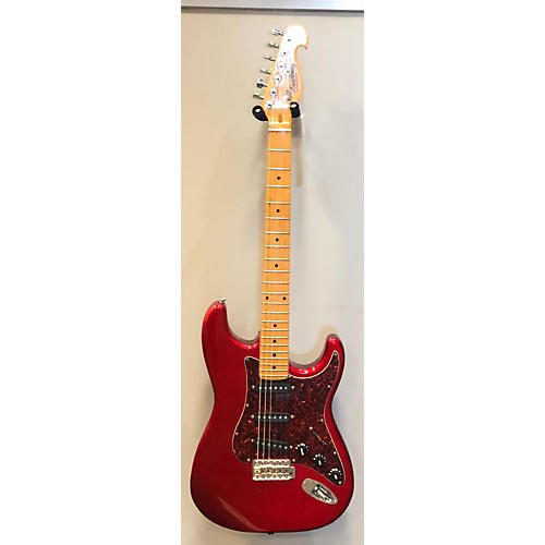 used bill lawrence bl 1 solid body electric guitar red guitar center. Black Bedroom Furniture Sets. Home Design Ideas