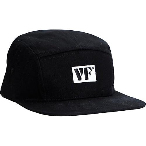 Vic Firth Black 5 Panel Camp Hat
