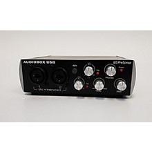Presonus Black Audiobox 2VSL Audio Interface