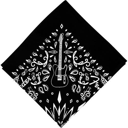 Fender Black Bandana