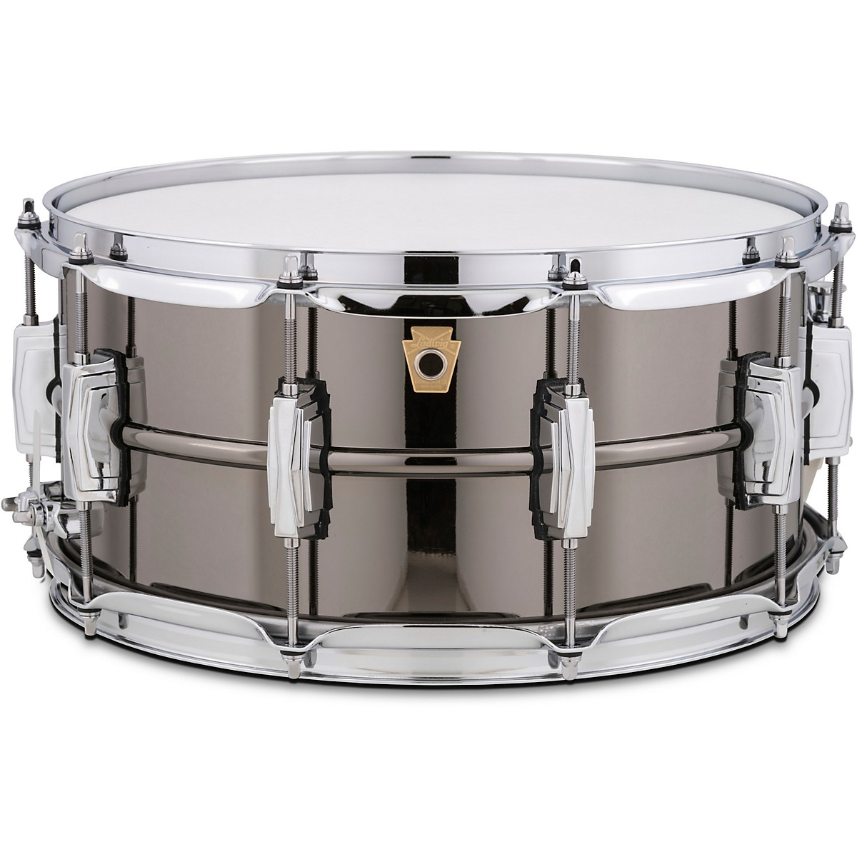Ludwig Black Beauty Snare Drum 14 x 6.5 in. B Stock