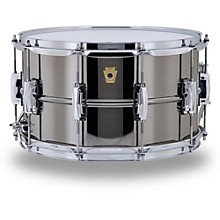 Ludwig Black Beauty Snare Drum 14 x 8 in. Level 1