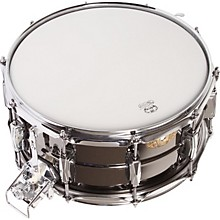 Ludwig Black Beauty Snare with Super-Sensitive Snares Level 1  14 x 6.5 in.