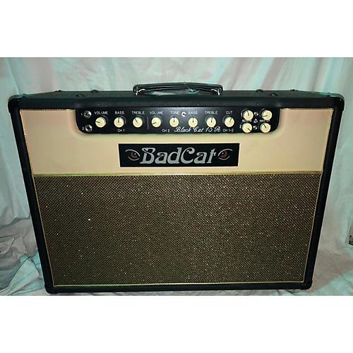 Bad Cat Black Cat 15W With Reverb Tube Guitar Amp Head
