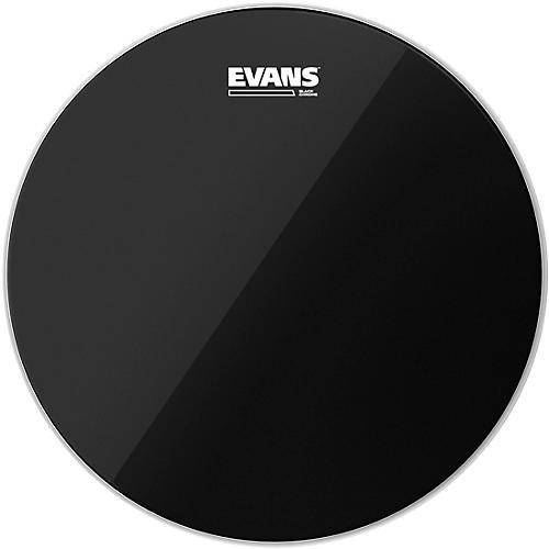 Evans Black Chrome Tom Batter Drumhead