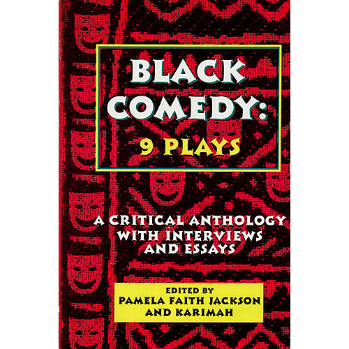 Applause books black comedy 9 plays applause books for Farcical black comedy