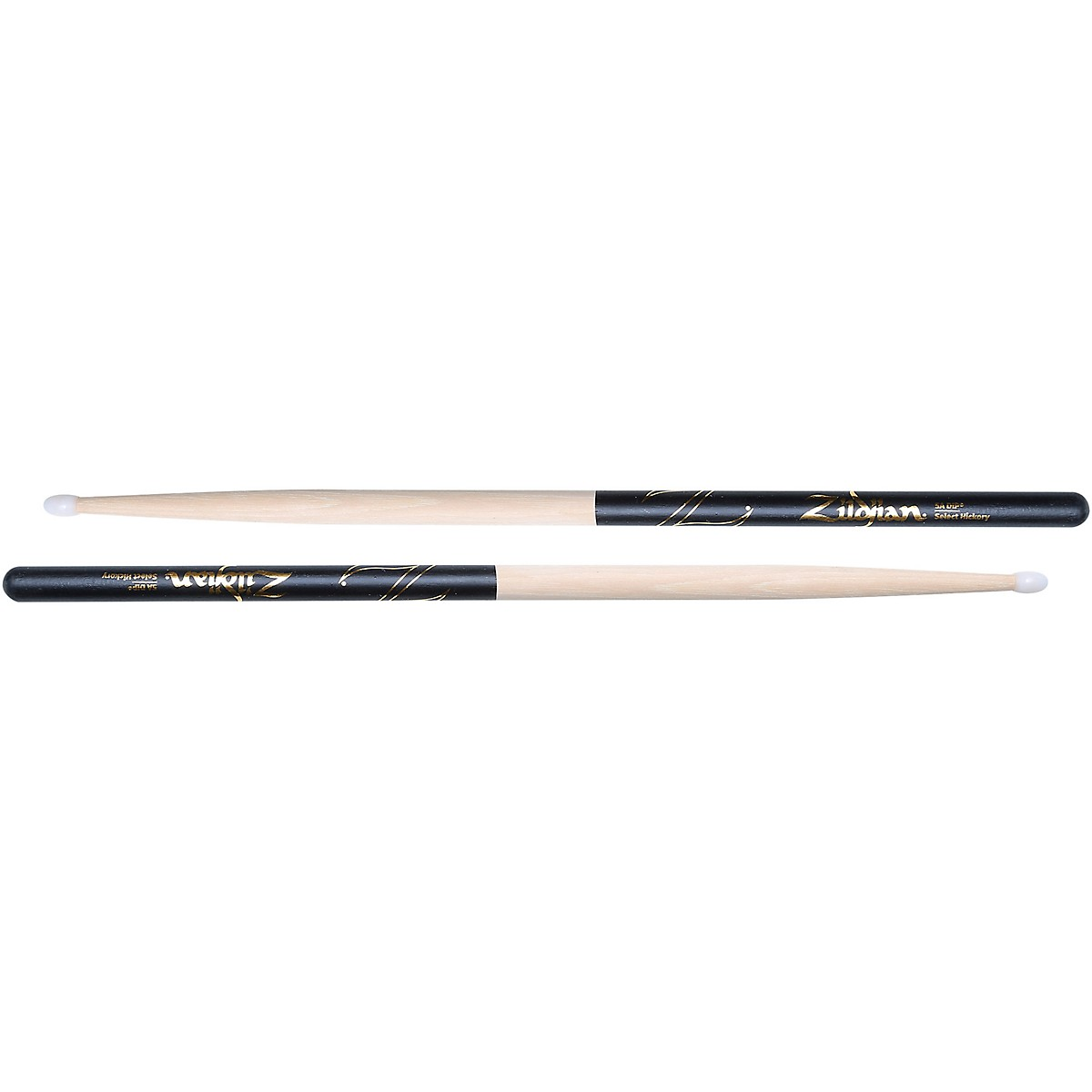 Zildjian Black DIP Drum Sticks