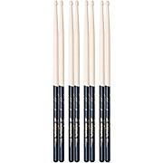 Black DIP Drumsticks - Buy 3, Get 1 Free 5A Wood