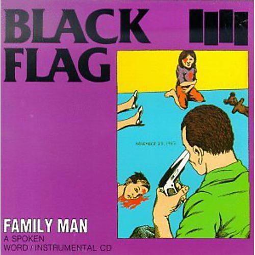 Alliance Black Flag - Family Man