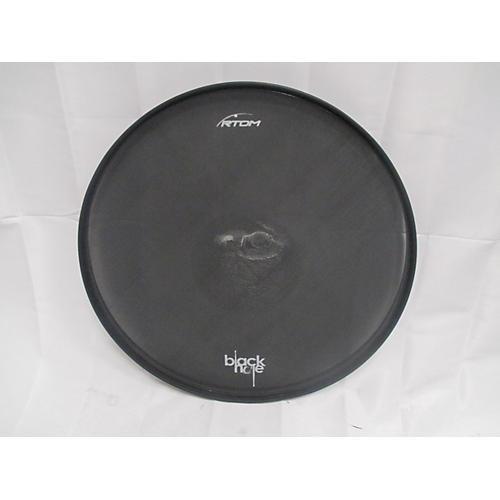 RTOM Black Hole Drum Practice Pad