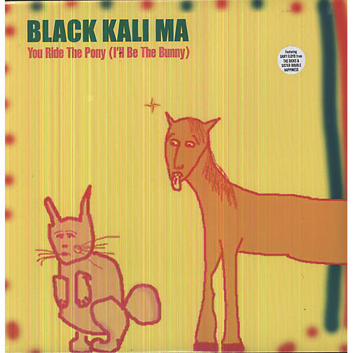 Alliance Black Kali Ma - You Ride the Pony I'll Be the Bunny