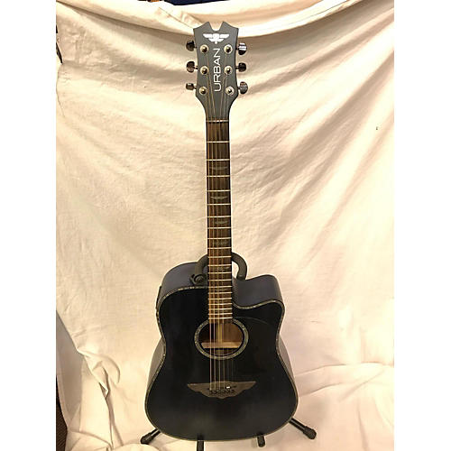 Keith Urban Black Label Acoustic Acoustic Guitar