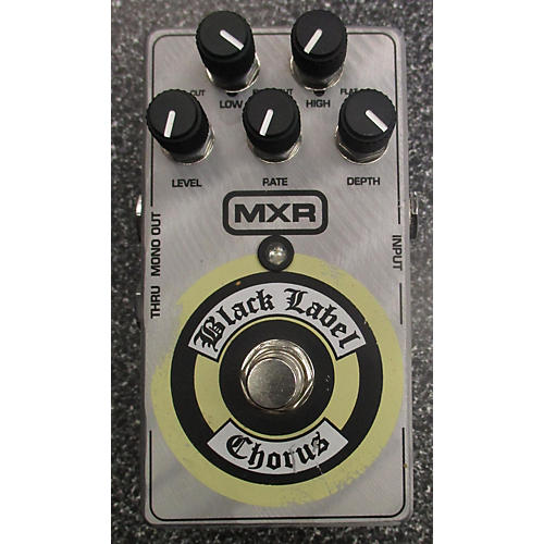 MXR Black Label Chorus Effect Pedal