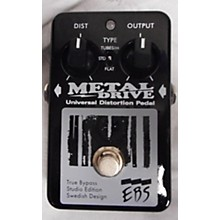 EBS Black Label Metal Drive Effect Pedal