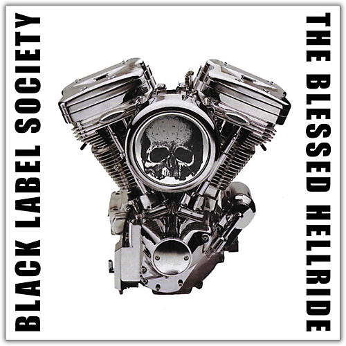 Universal Music Group Black Label Society - The Blessed Hellride [LP]