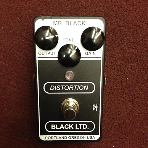 In Store Used Black Ltd. Effect Pedal