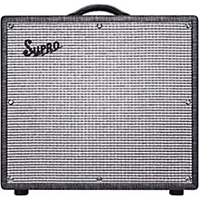 Supro Black Magick Reverb 25W 1x12 Tube Guitar Combo Amp Level 1