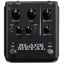 Egnater Black Metal Effect Pedal