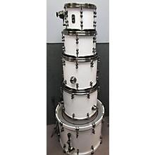 Mapex Black Panther White Widow 5 Piece Kit Drum Kit