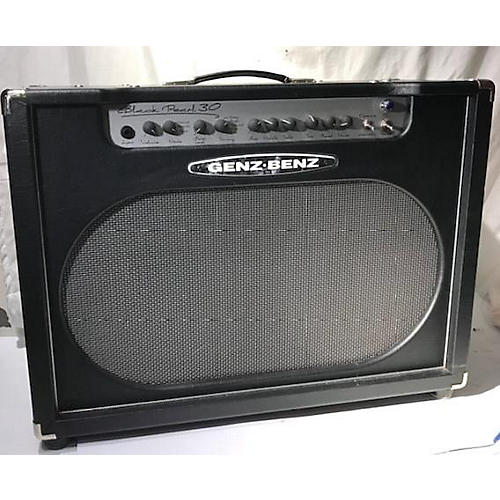 Genz Benz Black Pearl 30 2x12 Tube Guitar Combo Amp