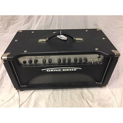 Genz Benz Black Pearl 30 Head Tube Guitar Amp Head