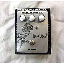 Rocktron Black Rose Effect Pedal