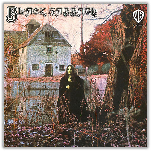 WEA Black Sabbath - Black Sabbath CD