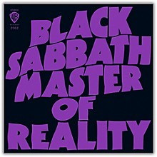Black Sabbath - Master Of Reality Deluxe Edition 2LP 180 Gram Vinyl
