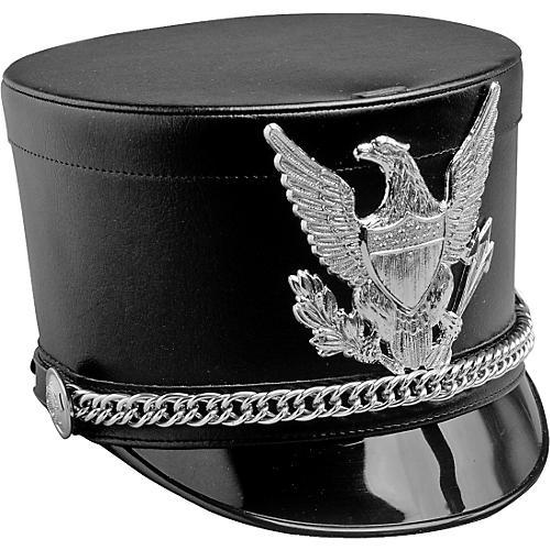 Director's Showcase Black Shako Hat