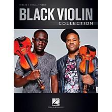 Hal Leonard Black Violin Collection Violin/Viola/Piano