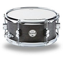 Black Wax Maple Snare Drum 12x6 Inch