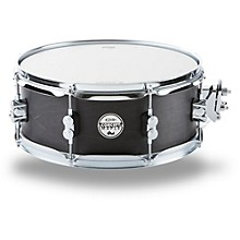 Black Wax Maple Snare Drum 13x5.5 Inch