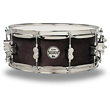 Black Wax Maple Snare Drum 14x5.5 Inch