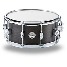 Black Wax Maple Snare Drum 14x6.5 Inch