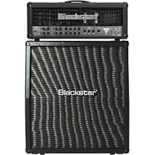 Blackstar Blackfire 200 Gus G Signature 200W Guitar Head with 412 240W 4x12 Slant Guitar Speaker Cabinet