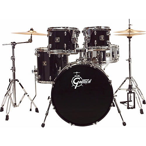 Gretsch Drums Blackhawk 5-Piece Fusion Drum Set with Sabian Cymbals