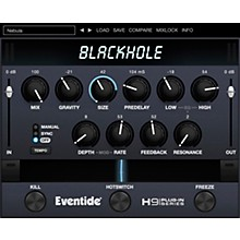 Eventide Blackhole Native AAX32/AU/VST Software Download