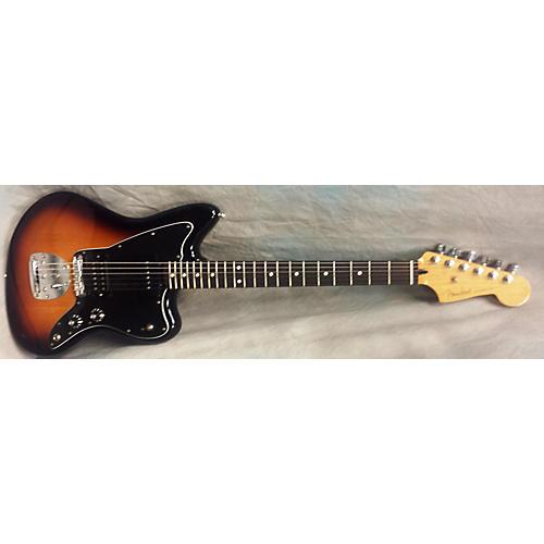 Fender Blacktop Jazzmaster 3 Tone Sunburst Solid Body Electric Guitar