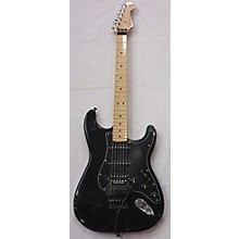 Fender Blacktop Stratocaster With Floyd Rose Solid Body Electric Guitar