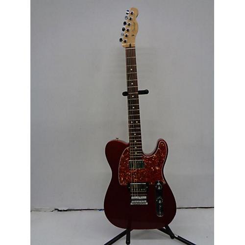 Fender Blacktop Telecaster H H Solid Body Electric Guitar