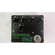 Dr. J Pedals Blademaster Distortion Effect Pedal