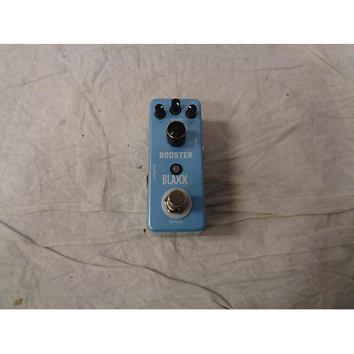 Stagg Blaxx Booster Effect Pedal