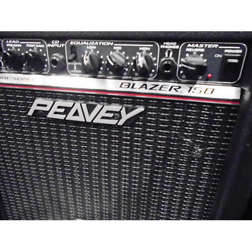 Peavey Blazer 158 Blk Guitar Combo Amp