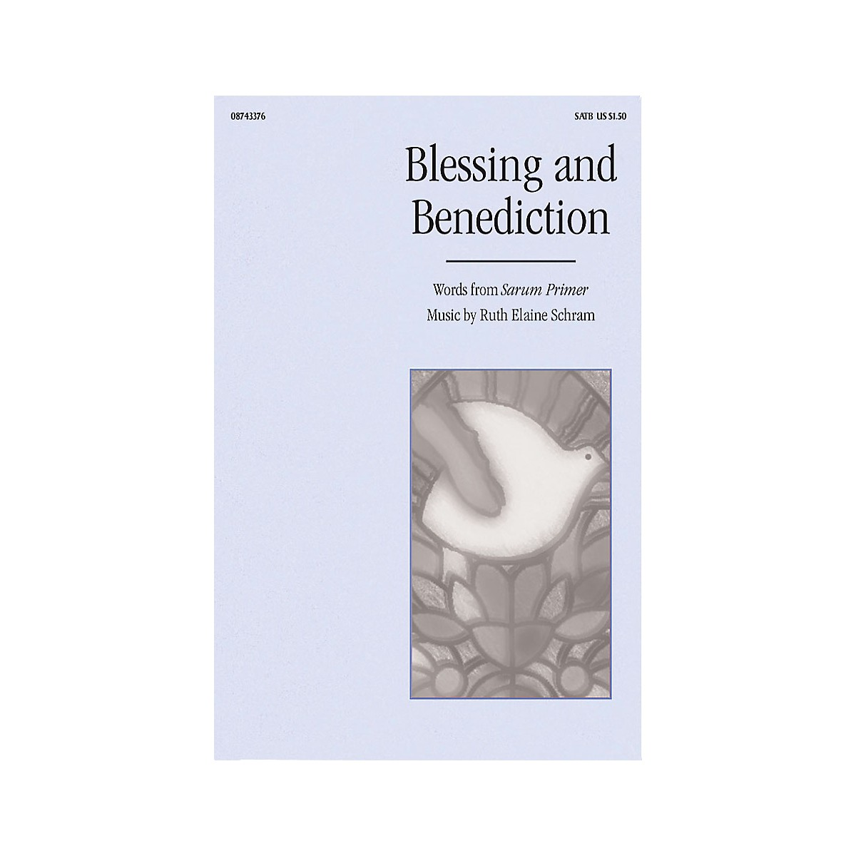 Brookfield Blessing and Benediction SATB
