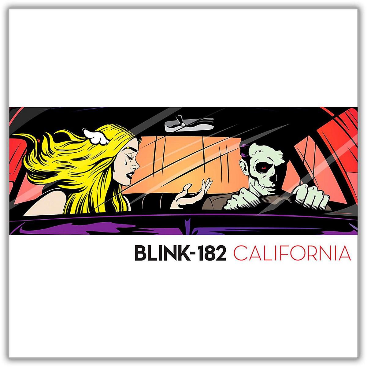 WEA Blink-182 - California (Vinyl)
