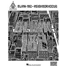 Hal Leonard Blink-182 - Neighborhoods Guitar Tab Songbook