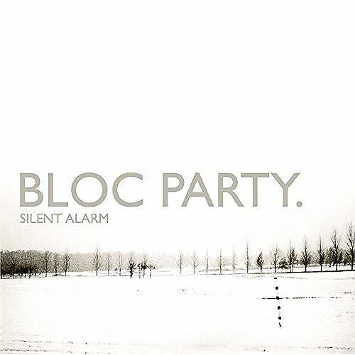 Alliance Bloc Party - Silent Alarm